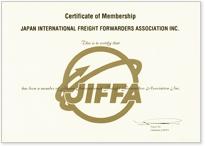 Regular members|JIFFA - Japan International Freight